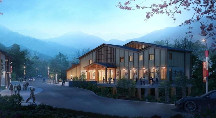 文旅建筑设计案例·西瑶绿谷