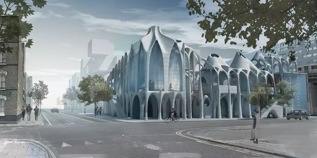 10個「未來城市」建筑設計丨附50套設計資料_56