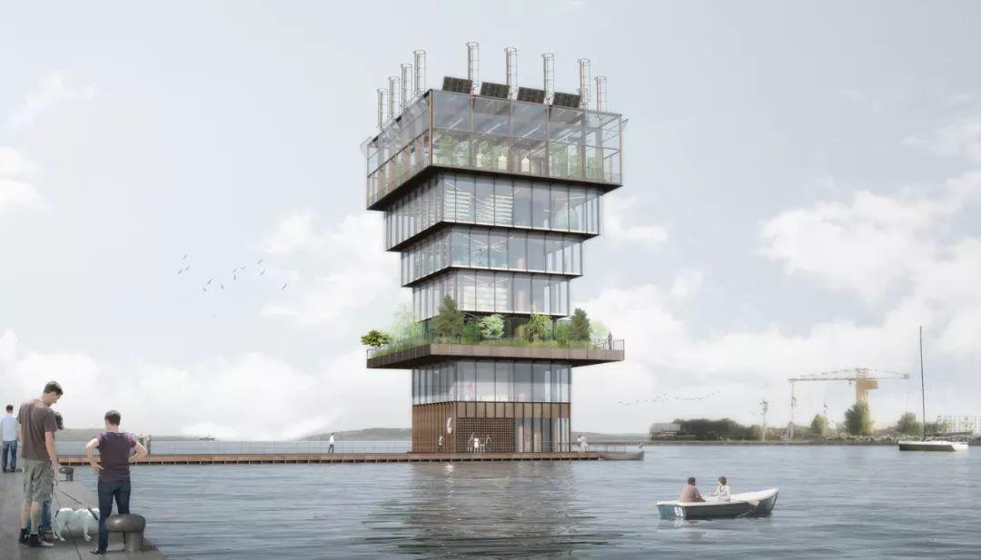 10個「未來城市」建筑設計丨附50套設計資料_61