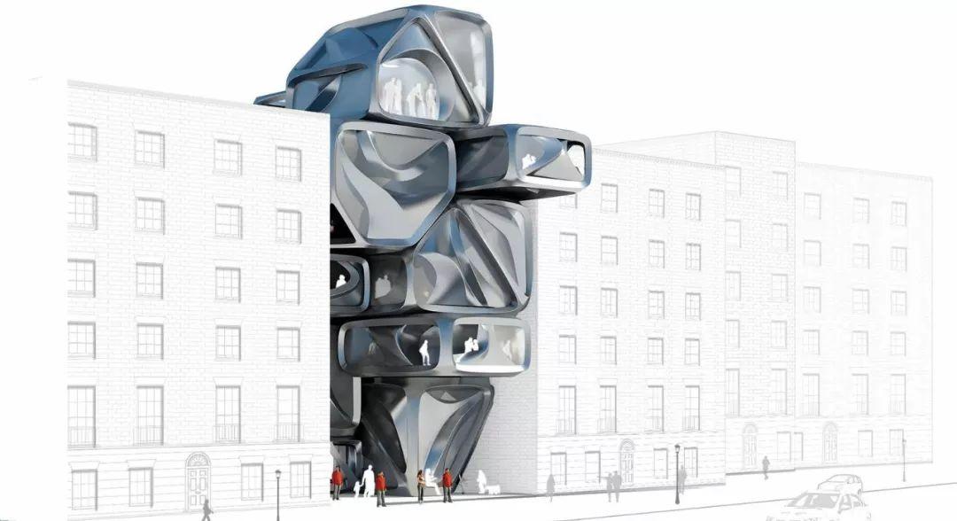 10個「未來城市」建筑設計丨附50套設計資料_59