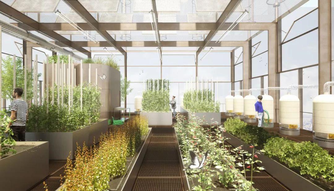 10個「未來城市」建筑設計丨附50套設計資料_65