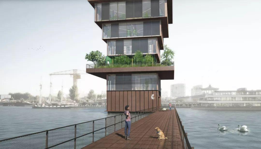 10個「未來城市」建筑設計丨附50套設計資料_62