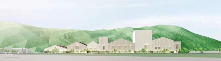 10個「未來城市」建筑設計丨附50套設計資料_38