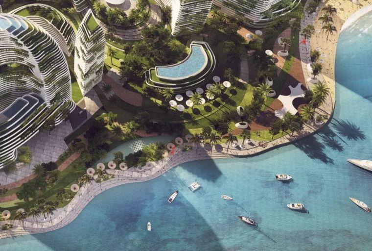 10個「未來城市」建筑設計丨附50套設計資料_6