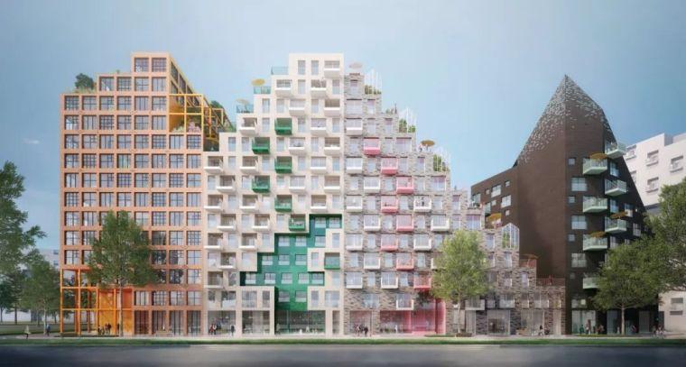 10個「未來城市」建筑設計丨附50套設計資料_46