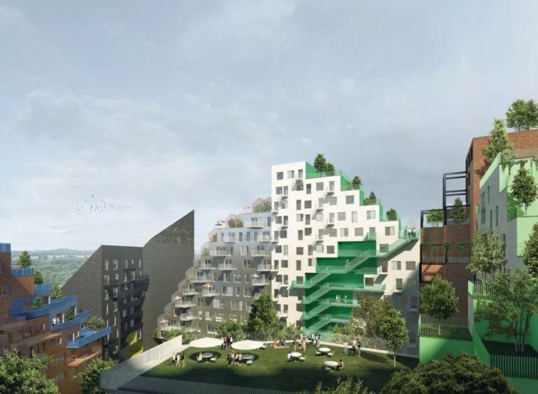 10個「未來城市」建筑設計丨附50套設計資料_47