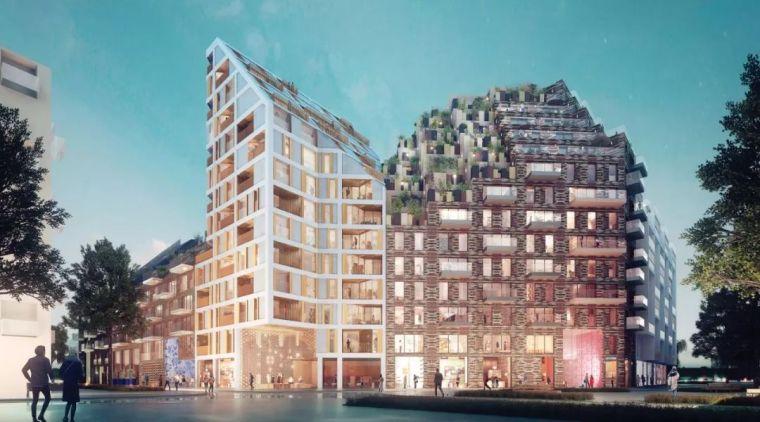 10個「未來城市」建筑設計丨附50套設計資料_48
