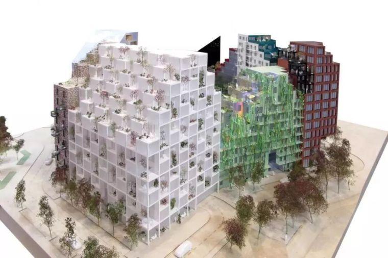 10個「未來城市」建筑設計丨附50套設計資料_54