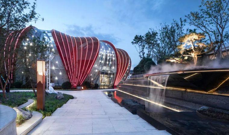 红色文化艺术中心|延安万达城_32