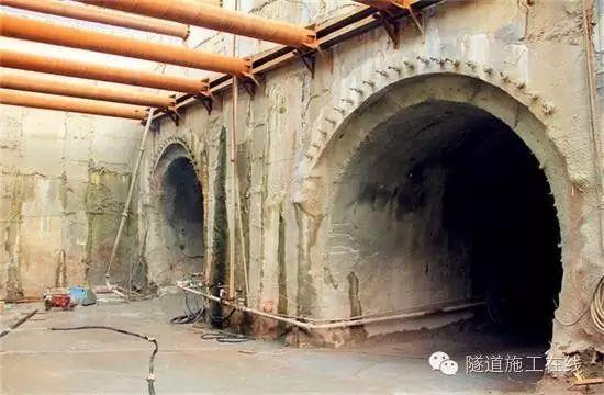 隧道二次衬砌基本知识