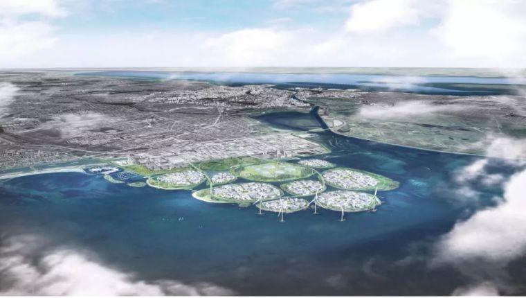10個「未來城市」建筑設計丨附50套設計資料_17