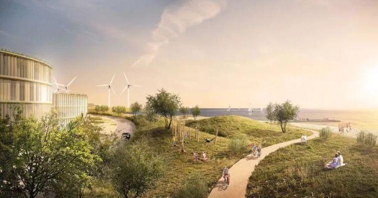 10個「未來城市」建筑設計丨附50套設計資料_19