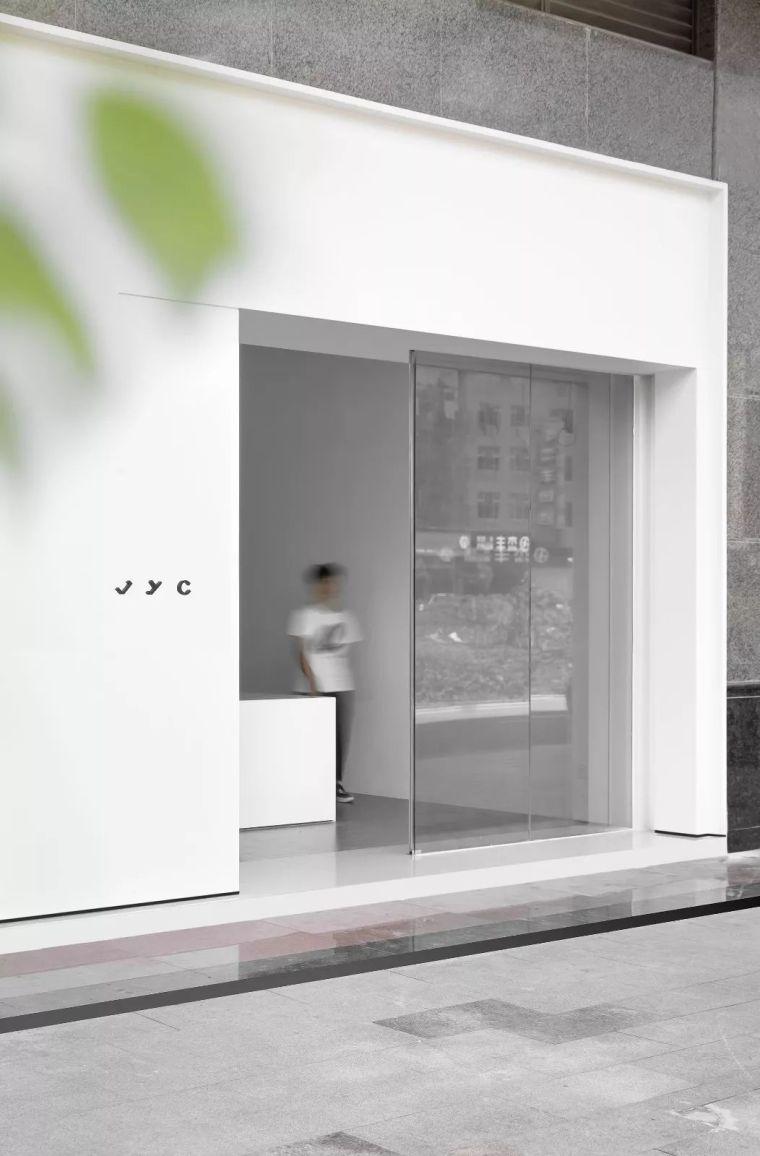 JYC服饰办公空间 艾克建筑设计_4
