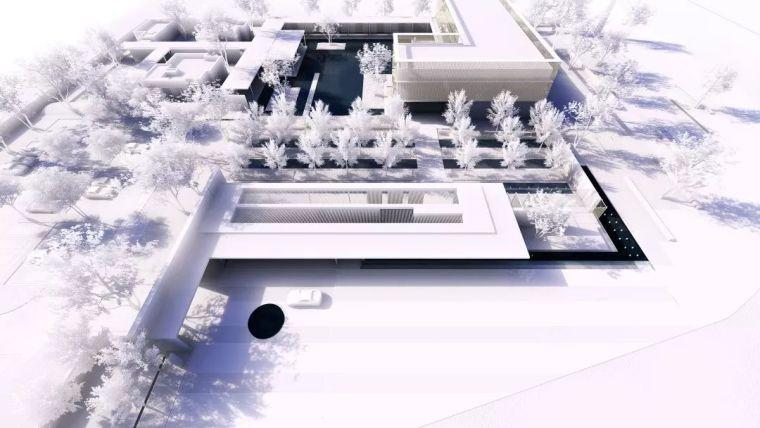 城市尺度下的内空间营造|融创·观澜壹號
