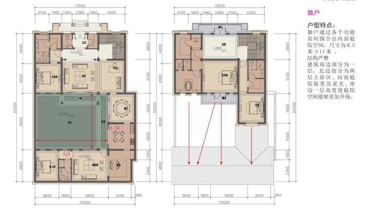 合院别墅研发文本设计(PDF+46页)
