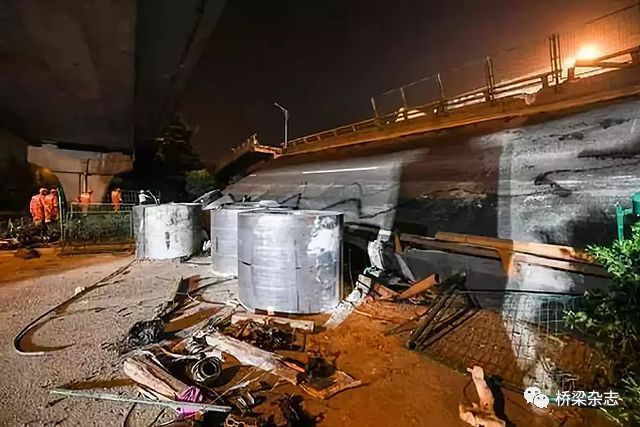 无锡高架桥坍塌祸端之源是超载还是独柱墩?