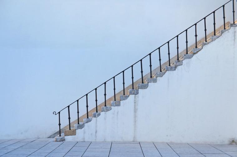 建筑工程识图——楼梯详图