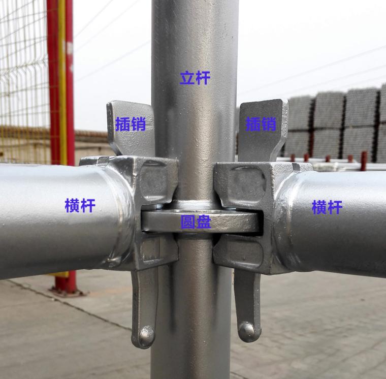 盘扣式脚手架常用规格型号