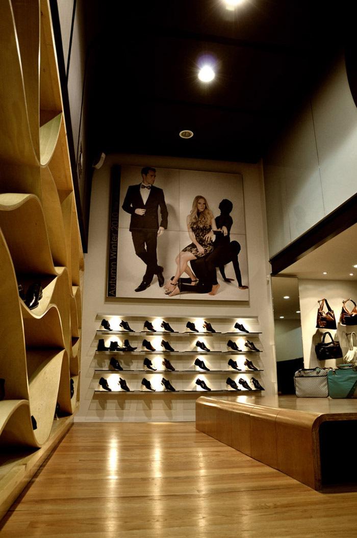 鞋店装修设计相关知识及注意事项!