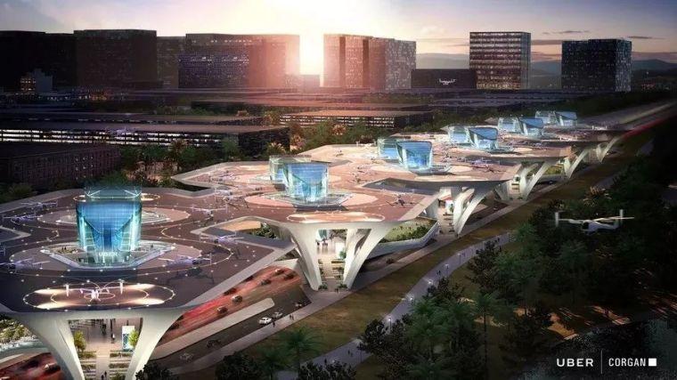 10個「未來城市」建筑設計丨附50套設計資料_23