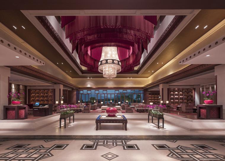 LTW-拉萨香格里拉酒店概念深化软装方案