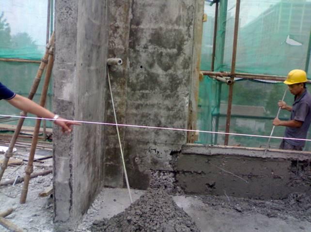 建筑施工质量通病知识讲解