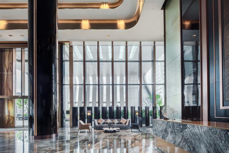 思联建筑设计-珠海仁恒洲际酒店+官方摄影