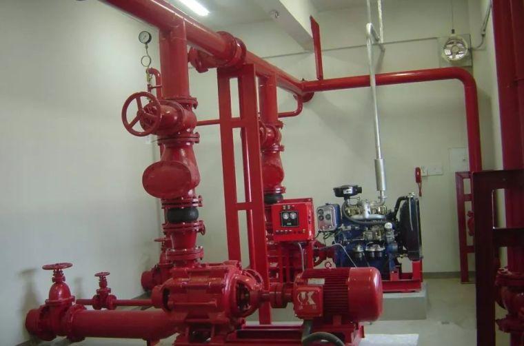 建筑机电安装工程验收资料下载-消防工程验收重点、方法及常见问题