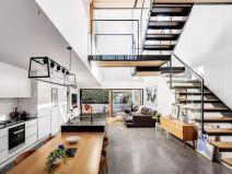 墨尔本阳光阁楼设计 | Andrew