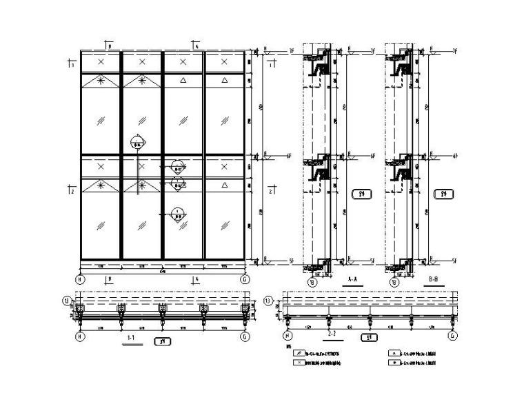 单元式幕墙系统-明框