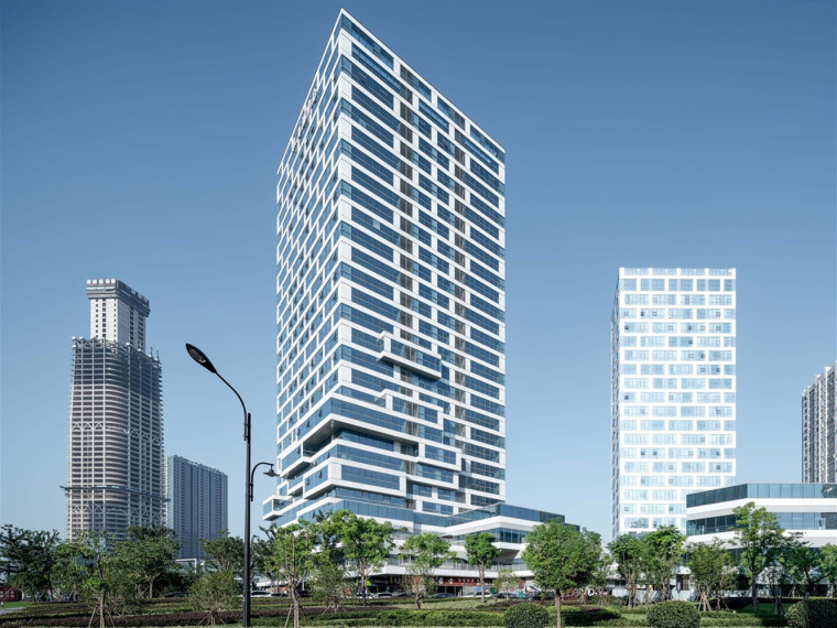 杭州未来科技城万通中心