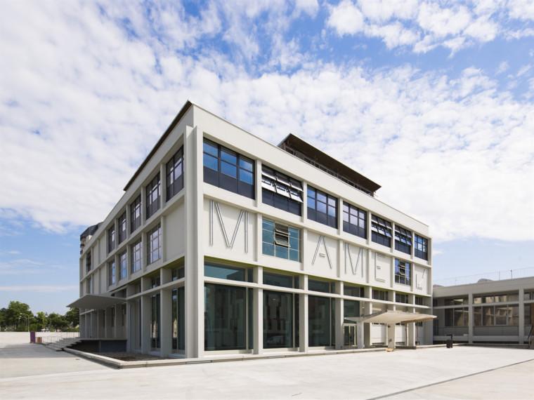 法国Mame工厂翻新