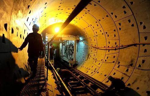 泥水盾构接收资料下载-施工必备技术——地铁盾构施工测量技术