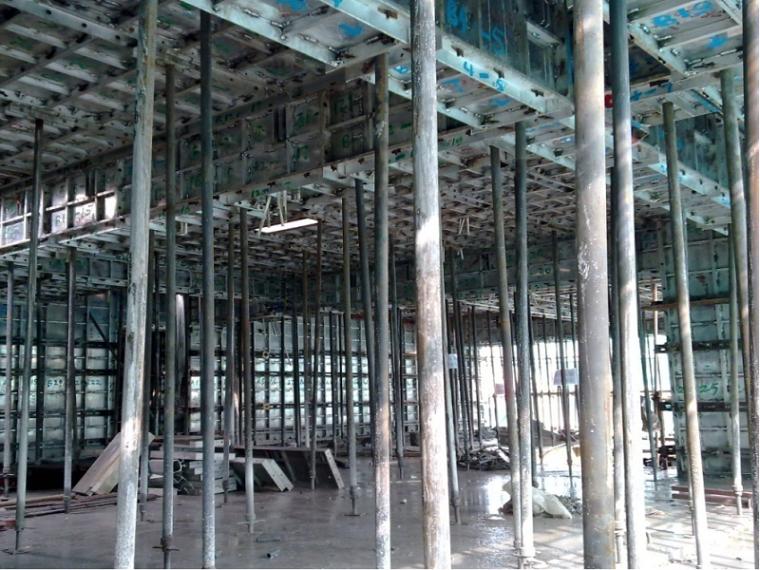 铝合金模板施工方案(含详细结构计算书)