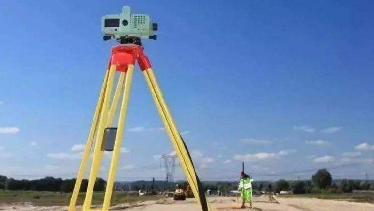 市政道路施工测量方案