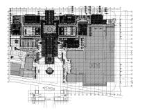 CCD-丽江铂尔曼度假酒店室内装修竣工图