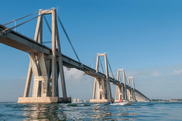 [青岛]滨海高速及桥梁工程监理规划(151页)