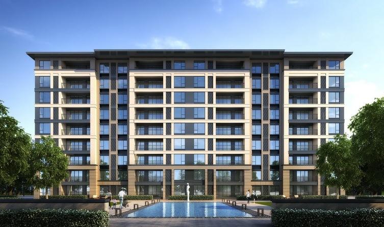 [江苏]新亚洲风格西玲珑住宅建筑模型设计