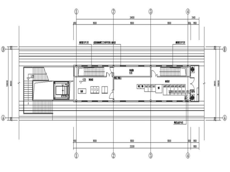 旅游基地车辆专线系统电气(强电与弱电)