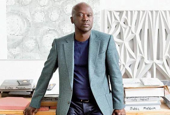 这位非裔建筑师如何在西方建筑界封爵?