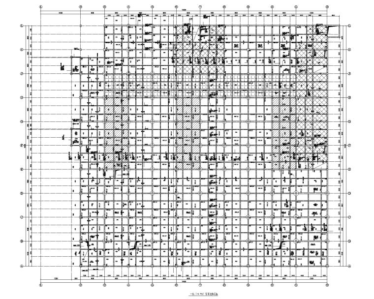 机场航空食品楼结构图2019(框架及门式刚架)