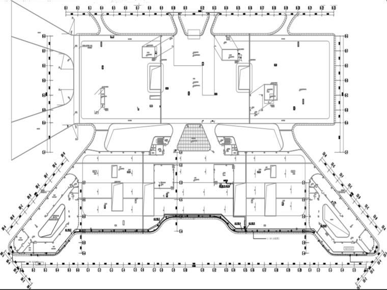 长沙县人民医院建设项目图纸-亮化工程