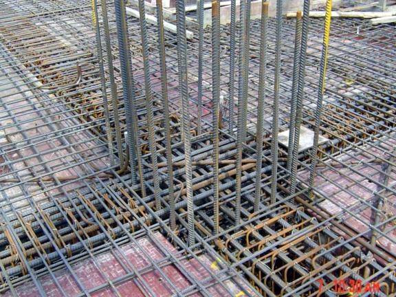钢筋施工规范及工艺要求(连接及绑扎安装)