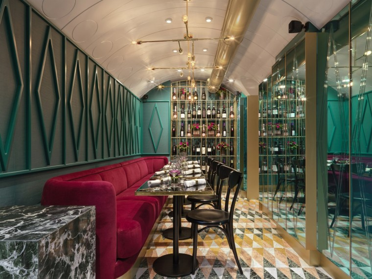 英国科文特花园VyTA酒吧餐厅