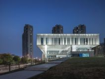 Benoy新作丨杭州运河文化艺术中心
