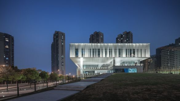 Benoy新作|杭州运河文化艺术中心