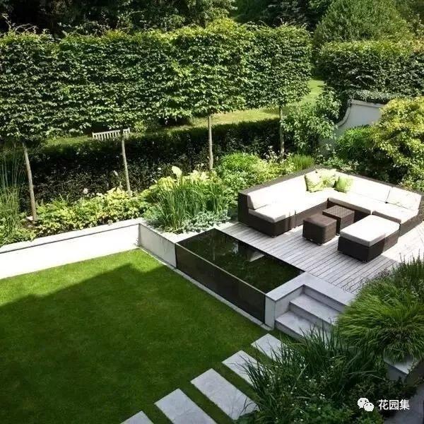 私家庭院景观设计结构浅析