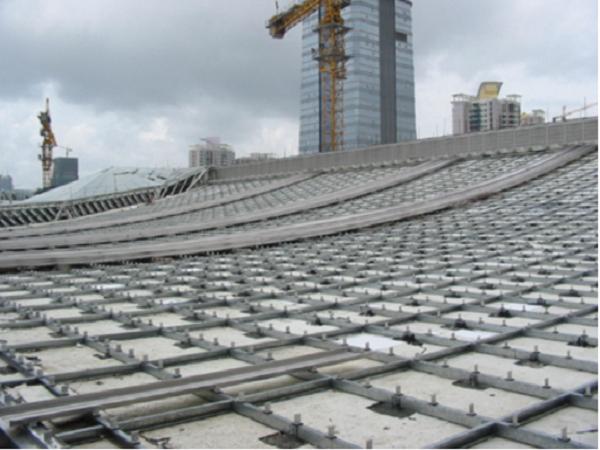 金属屋面系统施工方案(内容全面)