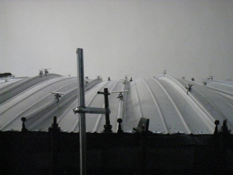 雨棚金属屋面维修方法浅析培训讲义PPT