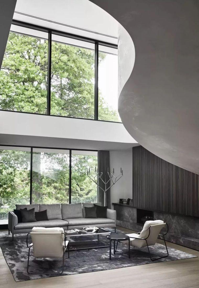 这样的住宅设计,很迷人!_33